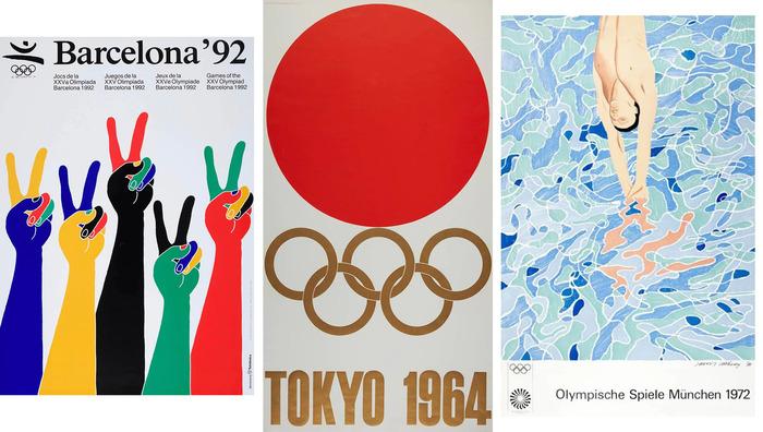 オリンピック ポスター