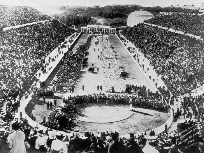 オリンピックの歴史